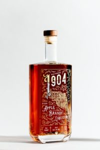 1904 Fine Apple Brandy Liqueur